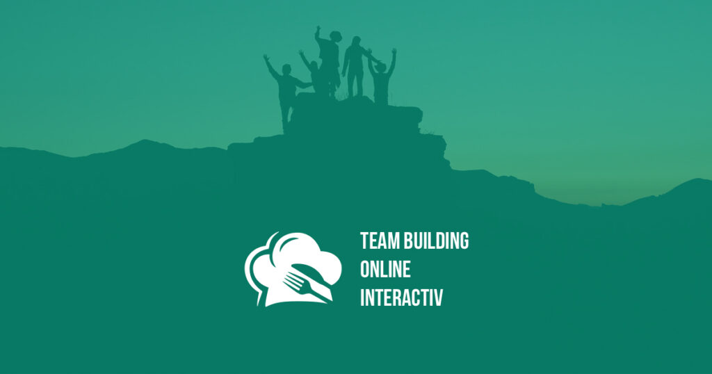 TEAM BUILDING ONLINE. INTERACTIV