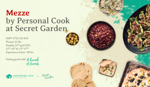 Mezze by Personal Cook @ Secret Garden